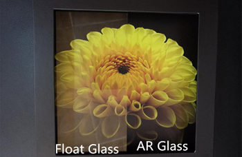 The Applications of High Penetration and Less Reflection AR Glass