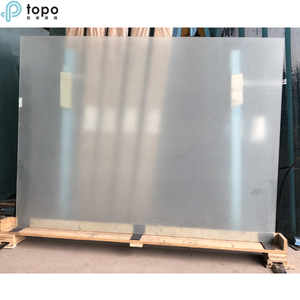 4mm 5mm 6mm Double Sides Frosted Glass