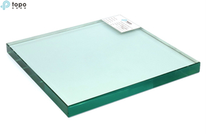 22mm 25mm Clear Float Building Flat Sheet Glass
