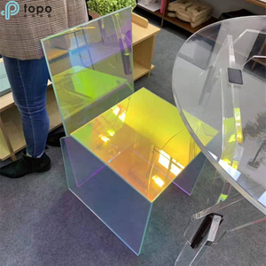 Topo Different Colors Dazzle Colored Sheet Glass