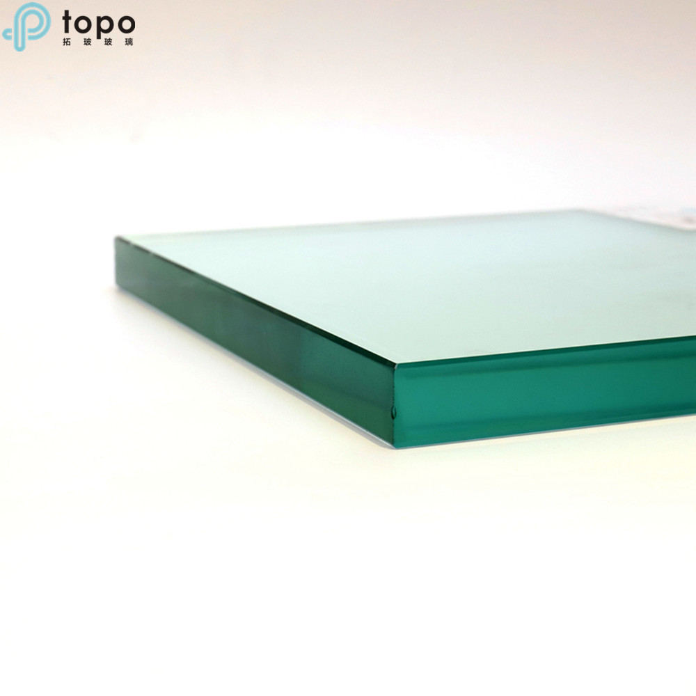 1.9mm-25mm Clear Float Glass Building Glass
