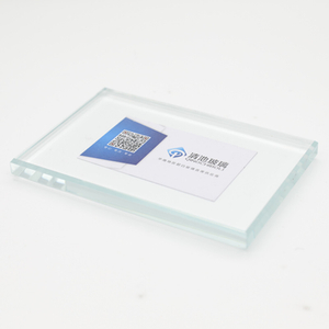 19mm Thick Ultra Clear Low Iron Float Glass