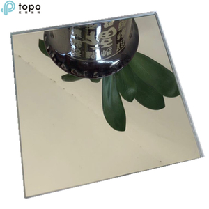 Tempered Safety Mirror Glass Sheets