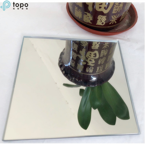 3mm-8mm Tempered Mirror Glass for Avoid Hurt