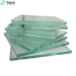 25mm Clear Float Sheet Glass for Curtain Wall Projects