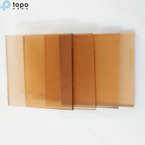 10mm Tinted Pink Float Sheets Glass
