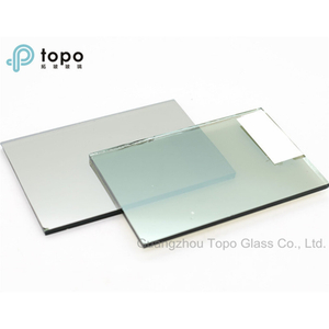 5mm-10mm Tinted F-Green Coated Reflective Glass