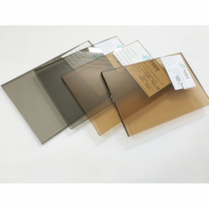 Golden/European Bronze Float Glass For Building