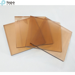 Best Quality Pink Float Flat Glass Sheets