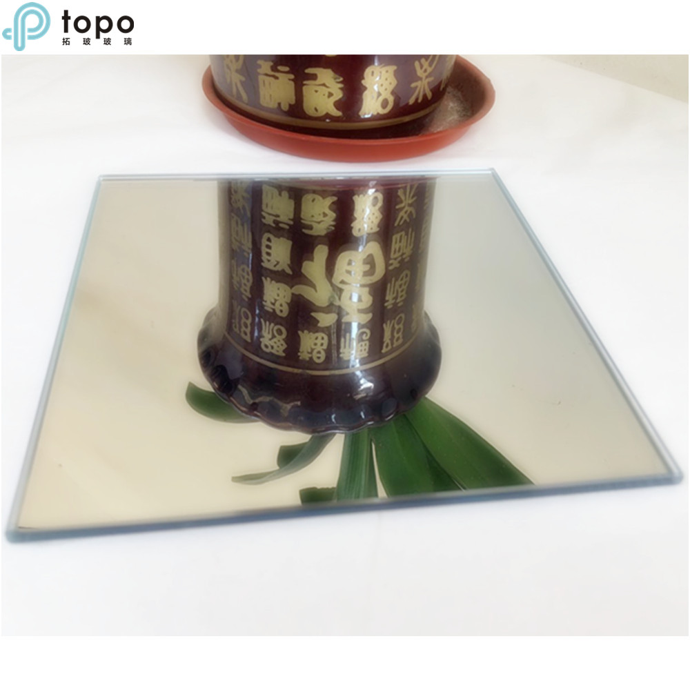 Chinese Flat Silver Mirror Sheets Glass