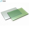 4mm-10mm Natural Green Reflective Coated Flat Glass
