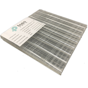 6mm 7mm 10mm Wire Mesh Glass