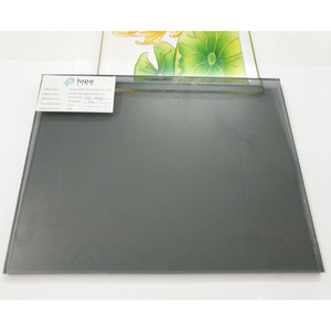 4m-12mm Dark Grey Tinted European Gray Float Glass