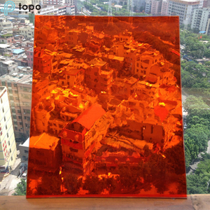 400mm x 500mm Decorative Window Case Glass