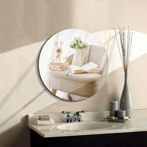 Wall Decor Mirror with LED Light